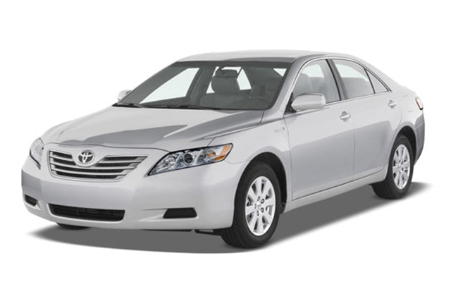 2007-2011 Toyota Camry Hybrid Battery Replacement