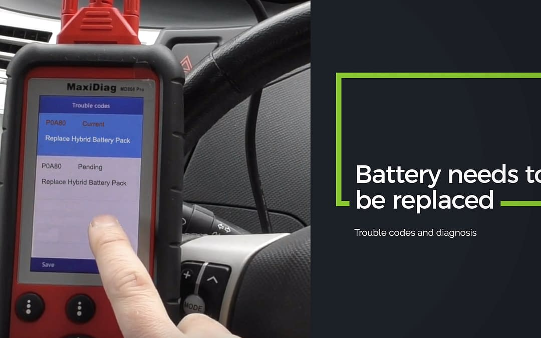 How long does my hybrid battery last?