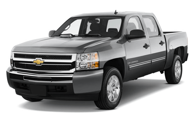 Chevy Silverado Hybrid Battery Replacement