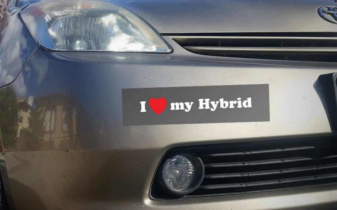 How to love your hybrid again