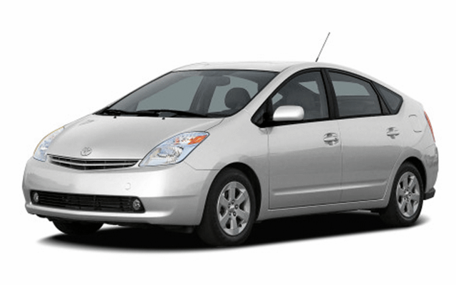 Prius Hybrid Battery Replacement